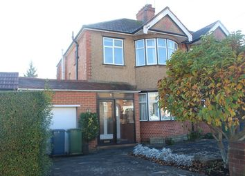 Thumbnail 3 bed semi-detached house for sale in College Close, Harrow Weald, Harrow