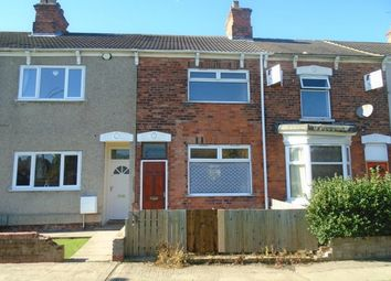 Thumbnail 3 bed terraced house to rent in Highfield Avenue, Grimsby