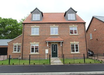 Thumbnail 5 bed detached house for sale in 12, Pitomy Drive, Collingham, Newark, Nottinghamshire
