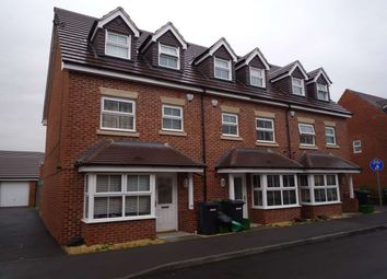Thumbnail 4 bed town house to rent in Horne Road, Thatcham