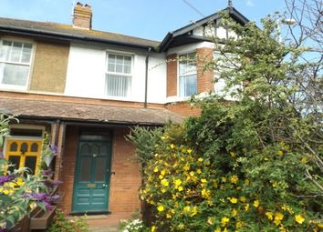 Thumbnail 2 bed flat to rent in Richmond Road, Exmouth