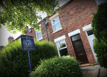 Thumbnail 2 bedroom terraced house to rent in Weston Coyney Road, Longton
