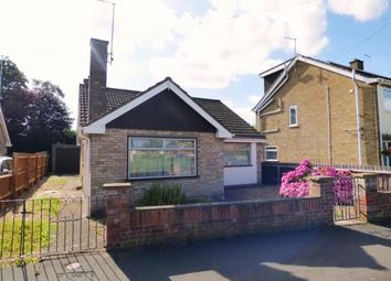 Thumbnail 2 bed bungalow for sale in Manor Gardens, Stanground, Peterborough, Cambridgeshire