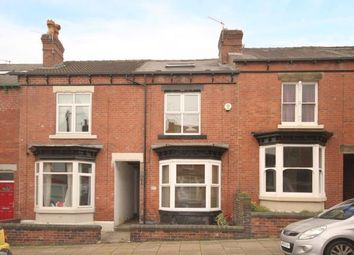 Thumbnail 4 bedroom terraced house for sale in Onslow Road, Sheffield, South Yorkshire