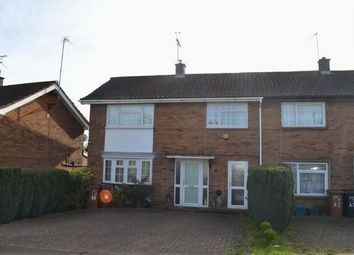 Thumbnail 3 bed end terrace house for sale in Severn Drive, Kings Heath, Northampton