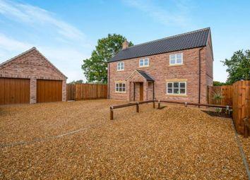 Thumbnail 4 bed detached house for sale in Shropham, Attleborough, Norfolk