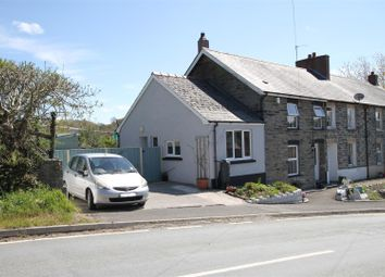 Thumbnail 2 bed end terrace house for sale in Cwm Cou, Newcastle Emlyn