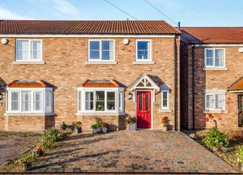 Thumbnail 3 bed semi-detached house for sale in Stripe Road, New Rossington, Doncaster