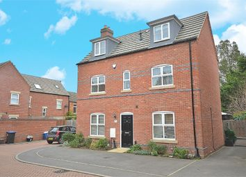 Thumbnail 3 bed detached house for sale in Old Scholars Close, St James, Northampton