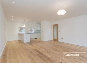 Thumbnail 2 bed flat to rent in Dancastle Court, 14 Arcadia Avenue, London