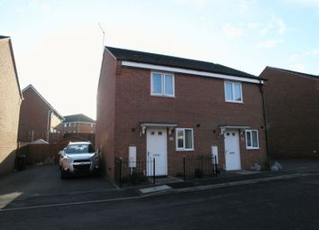 Thumbnail 2 bed semi-detached house for sale in Dudley, Netherton, Wharf Mews