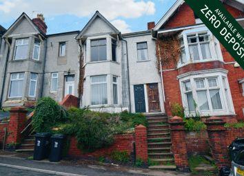 Thumbnail 2 bedroom flat to rent in St. Johns Road, Newport