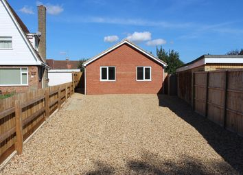 Thumbnail 2 bed bungalow for sale in Park Road, Deeping St James