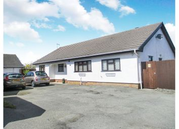 Thumbnail 3 bed detached bungalow for sale in Llynnon Park, Holyhead