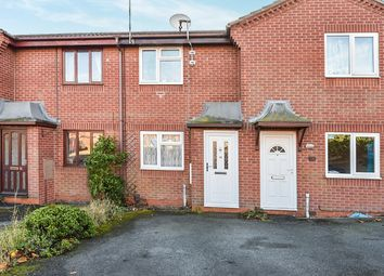 Thumbnail 1 bed terraced house for sale in Samantha Court, Oakwood, Derby