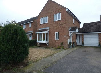 Thumbnail 4 bedroom detached house for sale in Waveney Road, St. Ives, Huntingdon