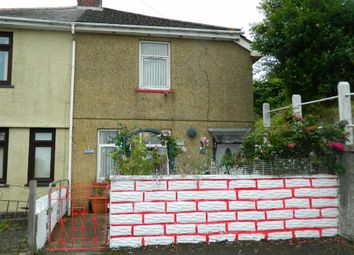 Thumbnail 2 bedroom semi-detached house for sale in Wallace Road, St. Thomas, Swansea