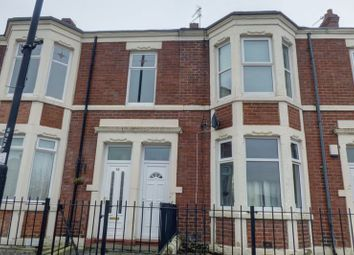 Thumbnail 3 bed flat to rent in Sutton Street, Walkergate, Newcastle Upon Tyne