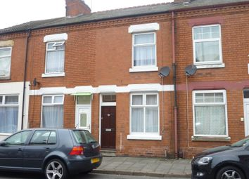 Thumbnail 2 bedroom terraced house to rent in Western Road, Leicester