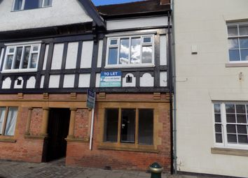 Thumbnail 4 bed town house to rent in Long Street, Atherstone