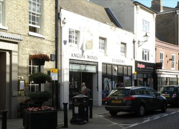 Thumbnail Retail premises to let in 1 High Street, Ely, Cambs
