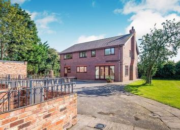 Thumbnail 4 bed equestrian property for sale in Netherley Road, Widnes, Cheshire