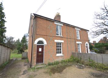 Thumbnail 3 bed semi-detached house for sale in Newell Cottages, Newell Green, Warfield