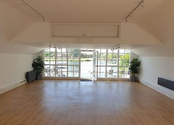 Office to let in Victorian Boathouse, 1st Floor, Thames Street, Hampton TW12
