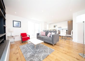 Thumbnail 2 bed flat for sale in Woodcroft Apartments, Grove Park, Silverworks, Colindale