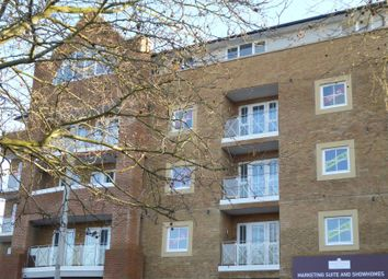Thumbnail 1 bedroom flat to rent in Tanner House, Flambard Way, Godalming