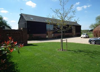 Thumbnail 5 bed barn conversion to rent in Brock Hill, Warfield, Bracknell