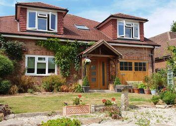 Thumbnail 4 bedroom detached house for sale in Old Kempshott Lane, Worting, Basingstoke