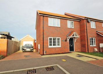 Thumbnail 3 bed end terrace house for sale in Flintham, Shortstown, Bedford