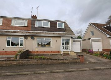 Thumbnail 3 bed semi-detached house for sale in Station Road, Abergavenny, Sir Fynwy