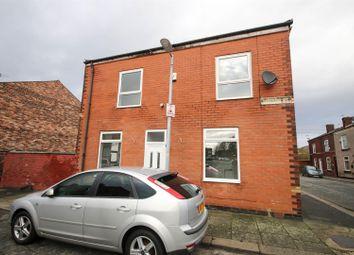 Thumbnail 3 bed end terrace house to rent in Watson Street, Eccles, Manchester