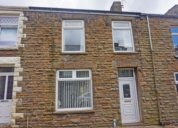 Thumbnail 3 bed terraced house for sale in Railway Street, Trelewis