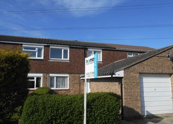 Thumbnail 3 bed terraced house for sale in Needwood Road, Bedford