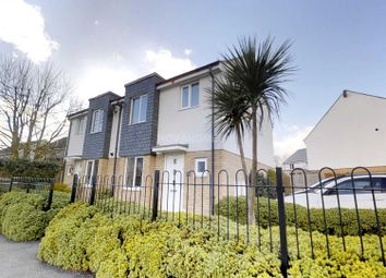 Thumbnail 3 bed semi-detached house for sale in Tavistock Road, Boundary Place, Roborough, Plymouth