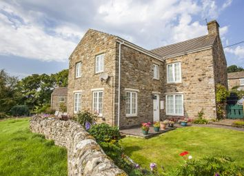 Thumbnail 3 bed detached house for sale in East Blackdene, St. Johns Chapel, Bishop Auckland, County Durham