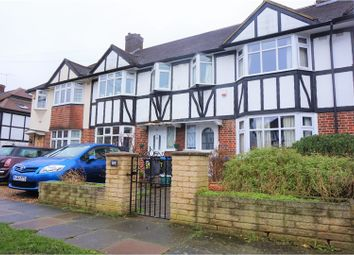 Thumbnail 3 bed terraced house for sale in Orme Road, Kingston Upon Thames