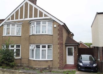 Thumbnail 2 bed semi-detached house for sale in Waltham Way, London