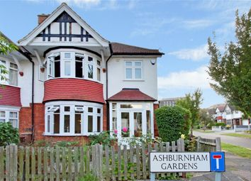 Thumbnail 4 bed semi-detached house to rent in Ashburnham Gardens, Harrow-On-The-Hill, Harrow