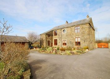 Thumbnail 6 bed barn conversion for sale in Haslingden Old Road, Oswaldtwistle, Accrington, Lancashire