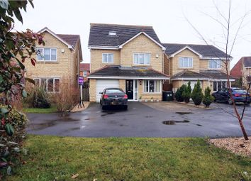 Thumbnail 4 bed detached house for sale in Meadow Vale, Newcastle Upon Tyne