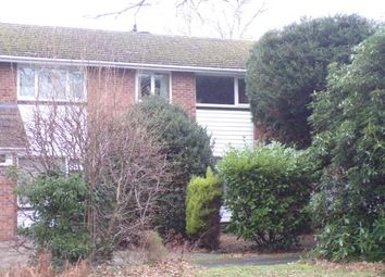 Thumbnail 3 bed terraced house for sale in Fleet, Hampshire