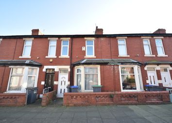 Thumbnail 2 bed terraced house to rent in Portland Road, Blackpool