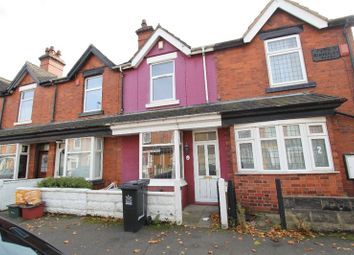 Thumbnail 2 bed terraced house to rent in Kimberley Road, Newcastle-Under-Lyme