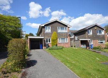 Thumbnail 4 bed detached house to rent in Alms Hill Glade, Sheffield