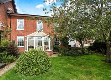 Thumbnail 4 bed semi-detached house for sale in Monkland, Leominster
