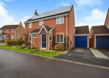Thumbnail 3 bed detached house for sale in Church View, Gillingham